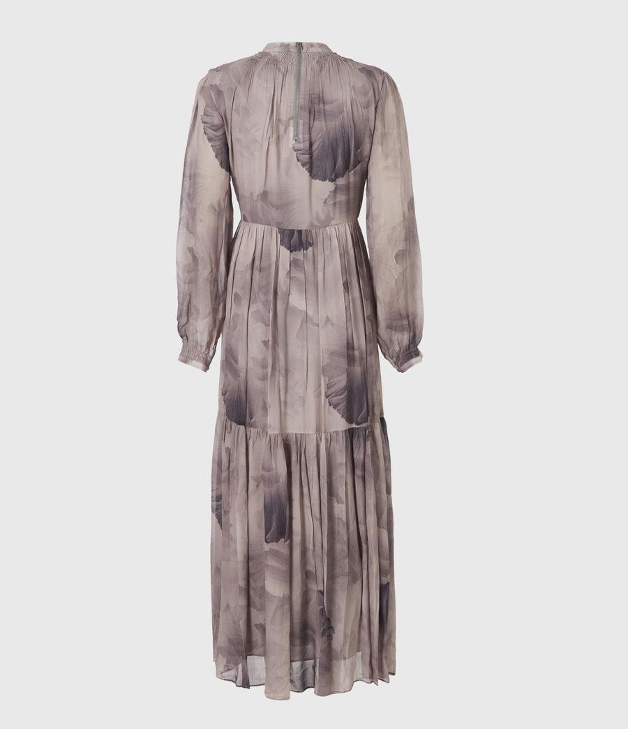 Womens Caya Nubila Dress (mink_grey) - Image 3