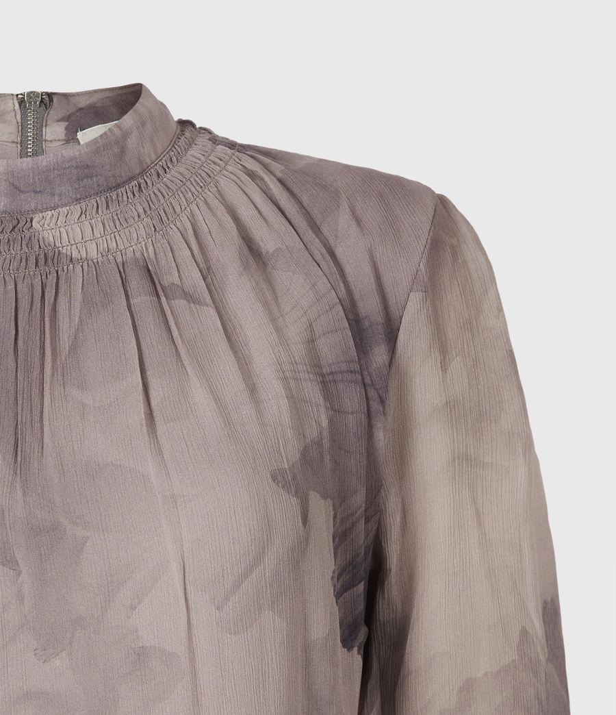 Womens Caya Nubila Dress (mink_grey) - Image 5