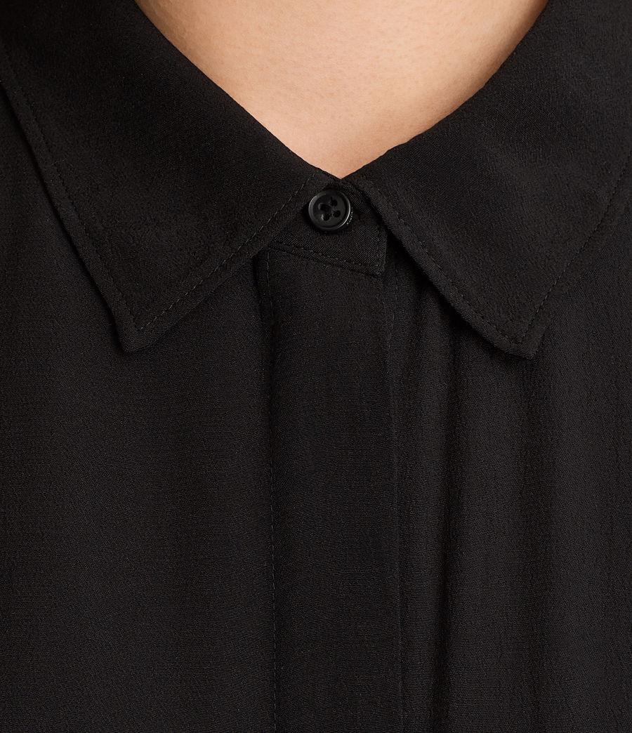 Womens Irie Dress (black) - Image 5