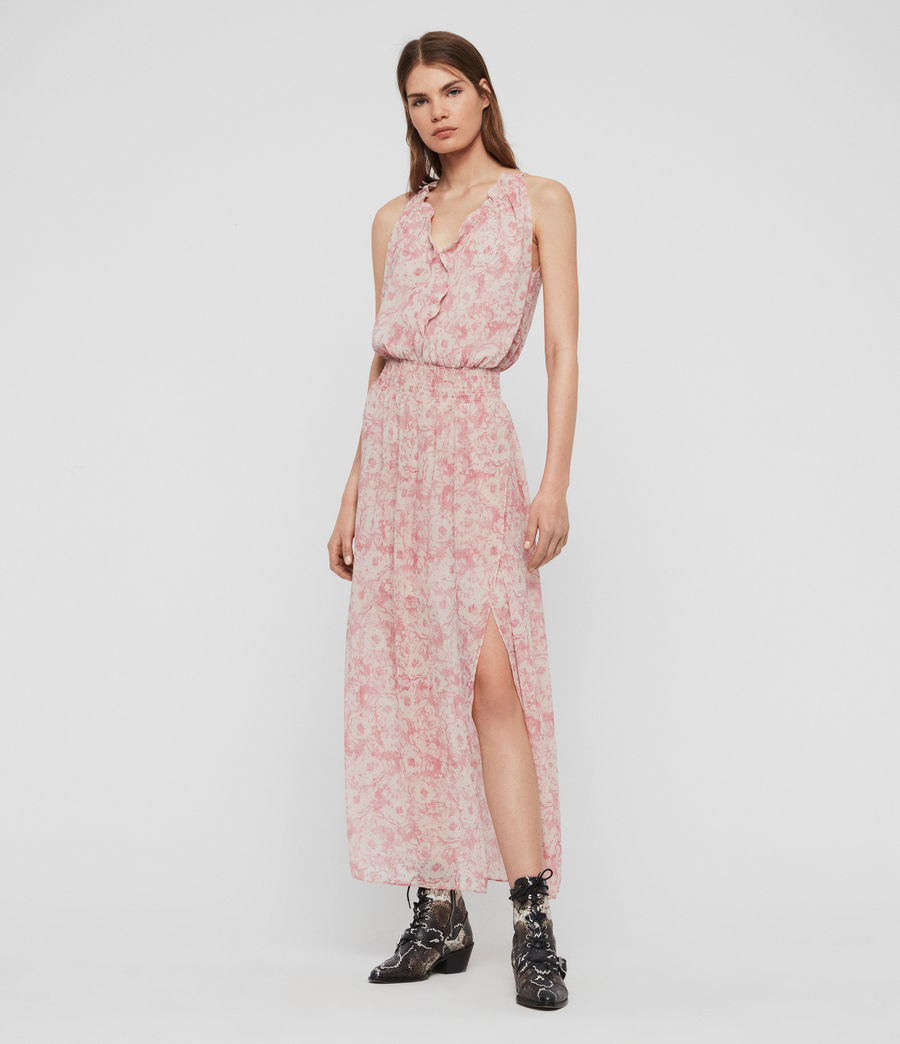 Women's Nylah Rosa Dress (pink) - Image 1