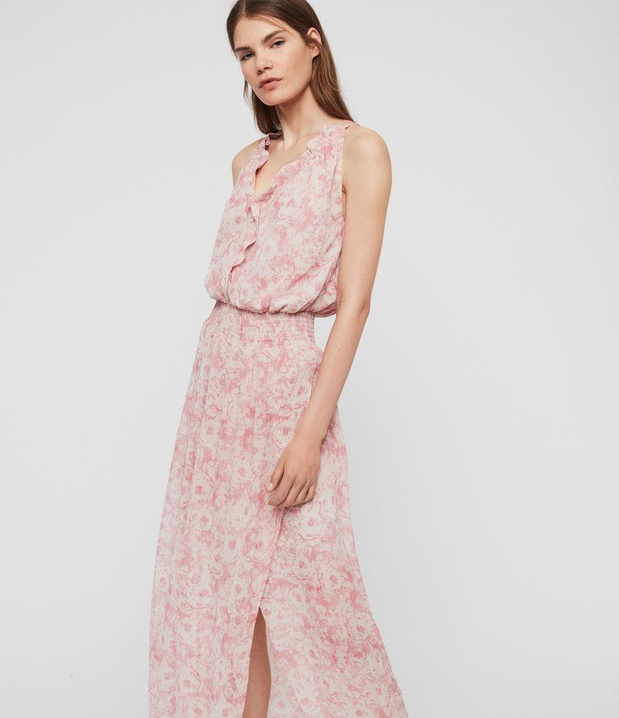 Femmes Robe Nylah Rosa (pink) - Image 2