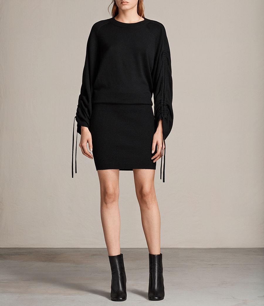 Damen Ero Kleid (black) - Image 1