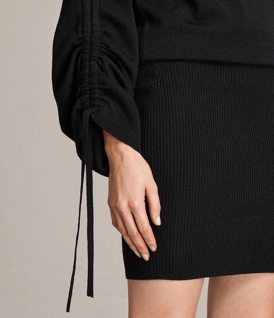 Damen Ero Kleid (black) - Image 4
