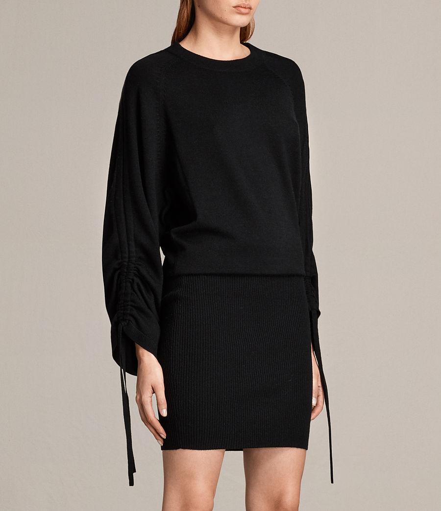 Damen Ero Kleid (black) - Image 5