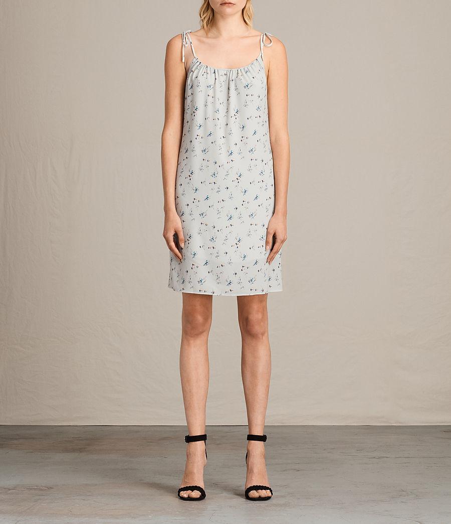 Damen Mika Sommer Dress (soap_grey) - Image 1