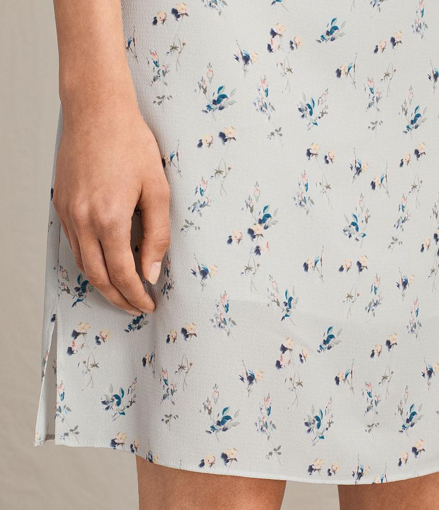 Damen Mika Sommer Dress (soap_grey) - Image 5