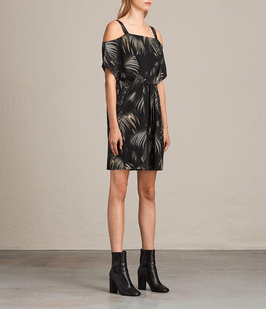 Mujer Vestido Rae Neluwa (black) - Image 3