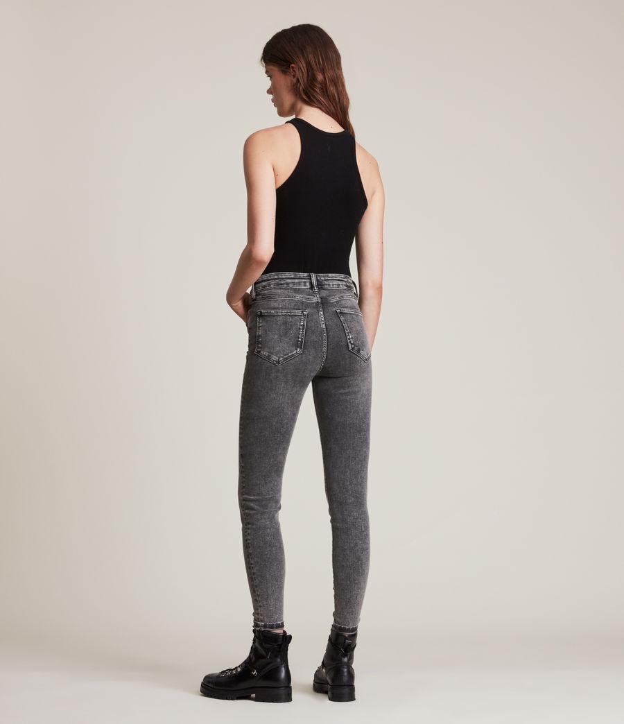 Women's Miller Mid Rise Size Me Jeans, Vintage Black (vintage_black) - Image 5