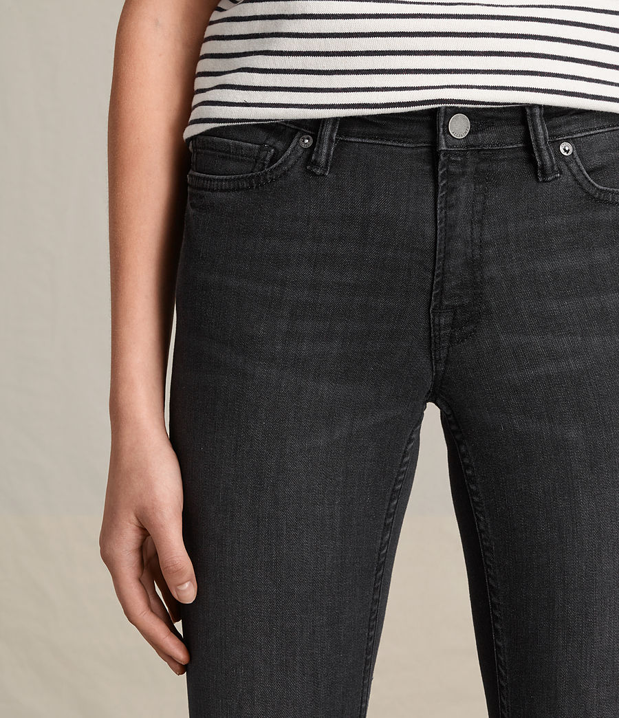 Womens Mast Jeans (mid_grey) - Image 2