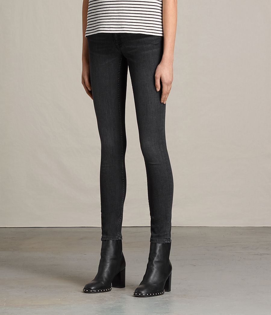 Womens Mast Jeans (mid_grey) - Image 3