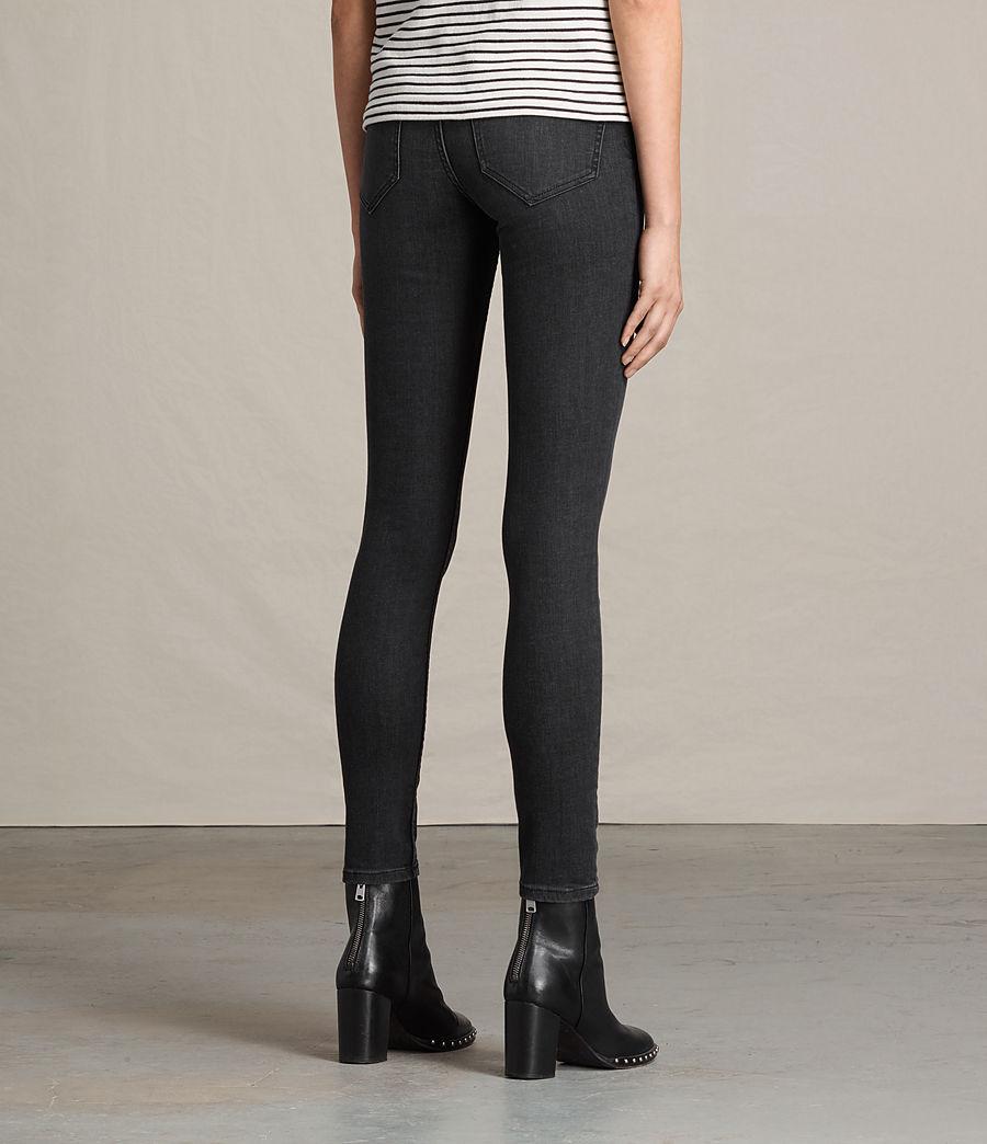 Womens Mast Jeans (mid_grey) - Image 4