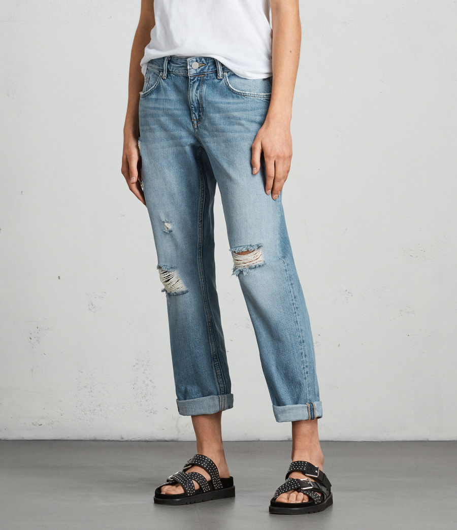 Womens Alana Boys Jean (light_indigo_blue) - Image 3