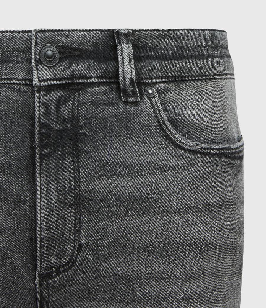 Womens Miller Mid-Rise Superstretch Skinny Jeans, Vintage Black (vintage_black) - Image 5