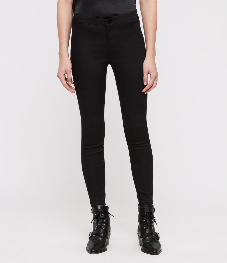 Donne Leggings Joy (black) - Image 1