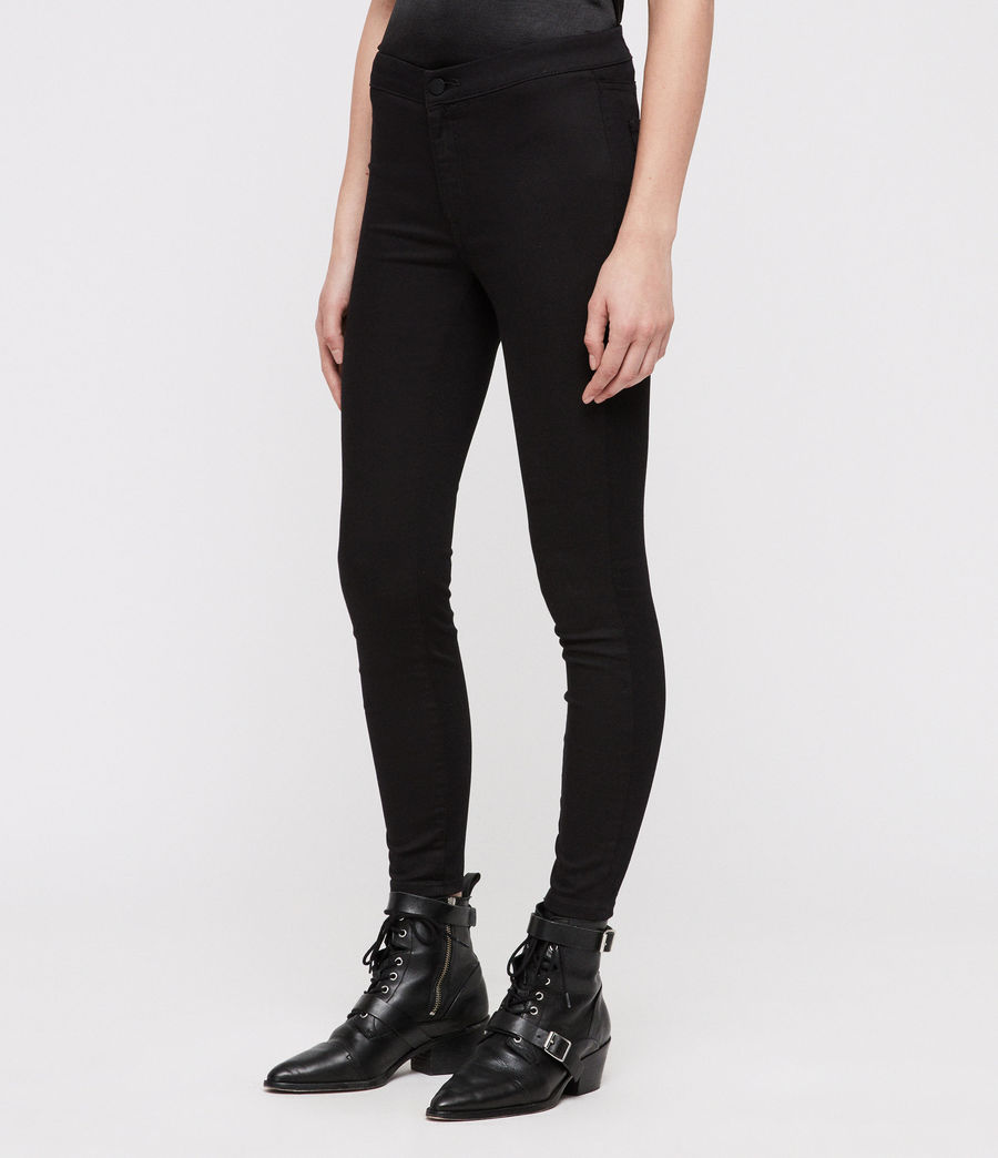 Donne Leggings Joy (black) - Image 4