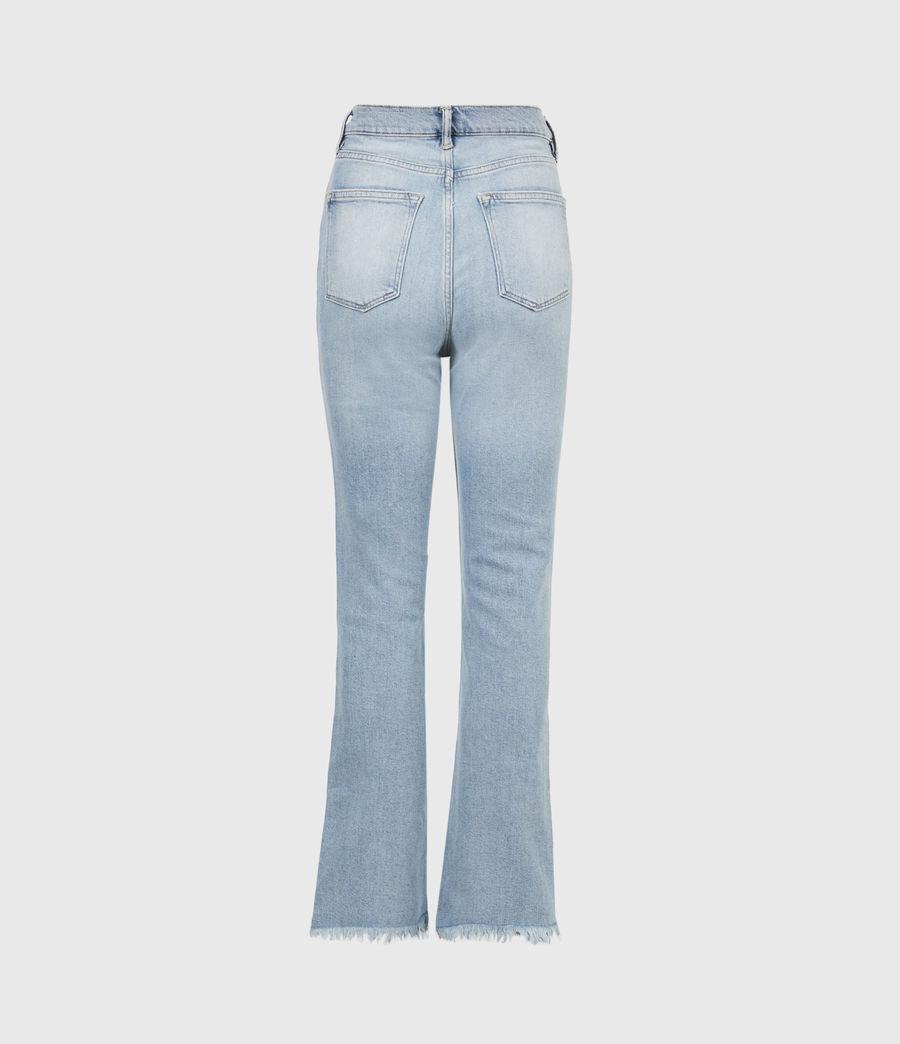 Damen Ciara High-Rise Bootcut Jeans, Light Indigo (light_indigo) - Image 3