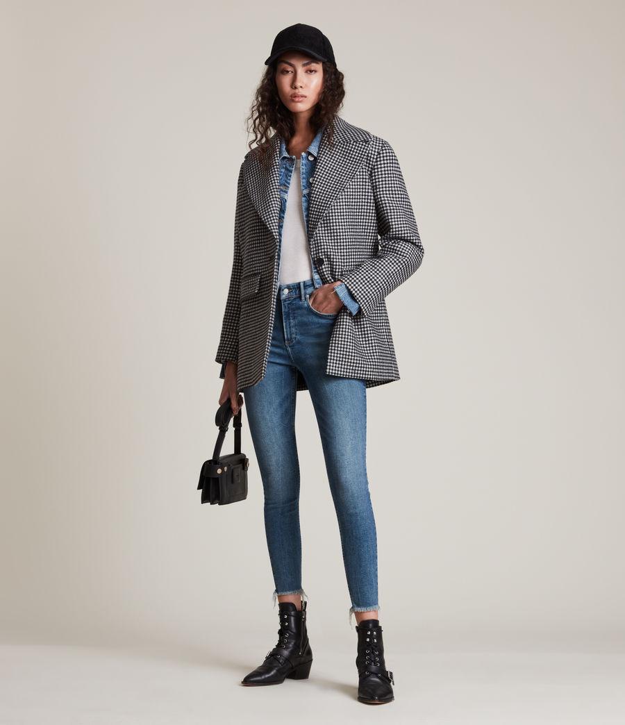 Women's Dax High-Rise Sizeme Superstretch Skinny Jeans (vintage_indigo) - Image 4