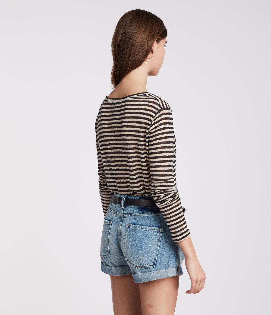 Damen Pam Jeans-Shorts (indigo_blue) - Image 5