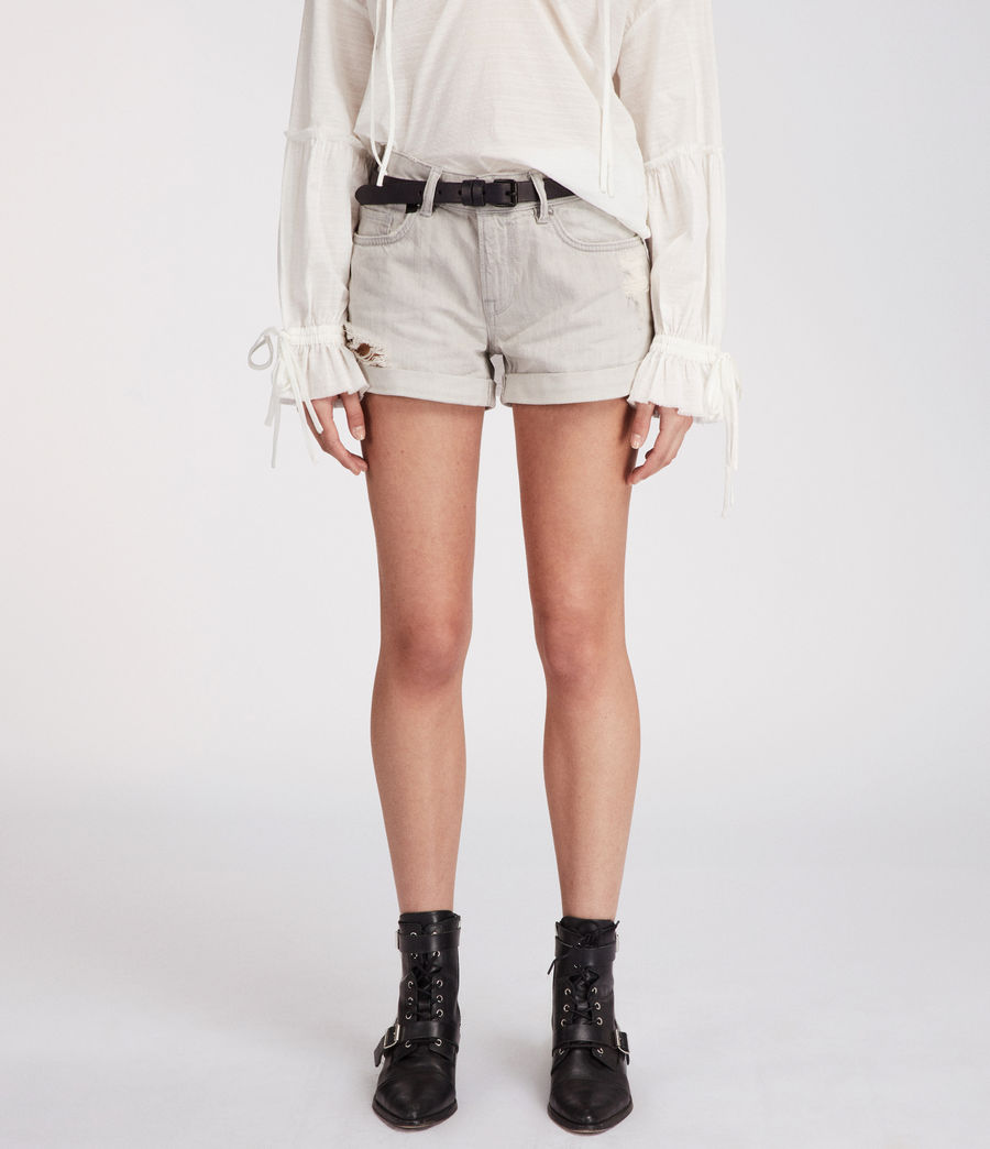 Mujer Shorts Pam (light_grey) - Image 2