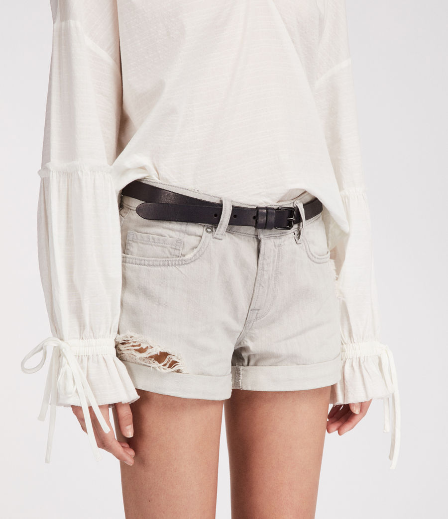 Mujer Shorts Pam (light_grey) - Image 4