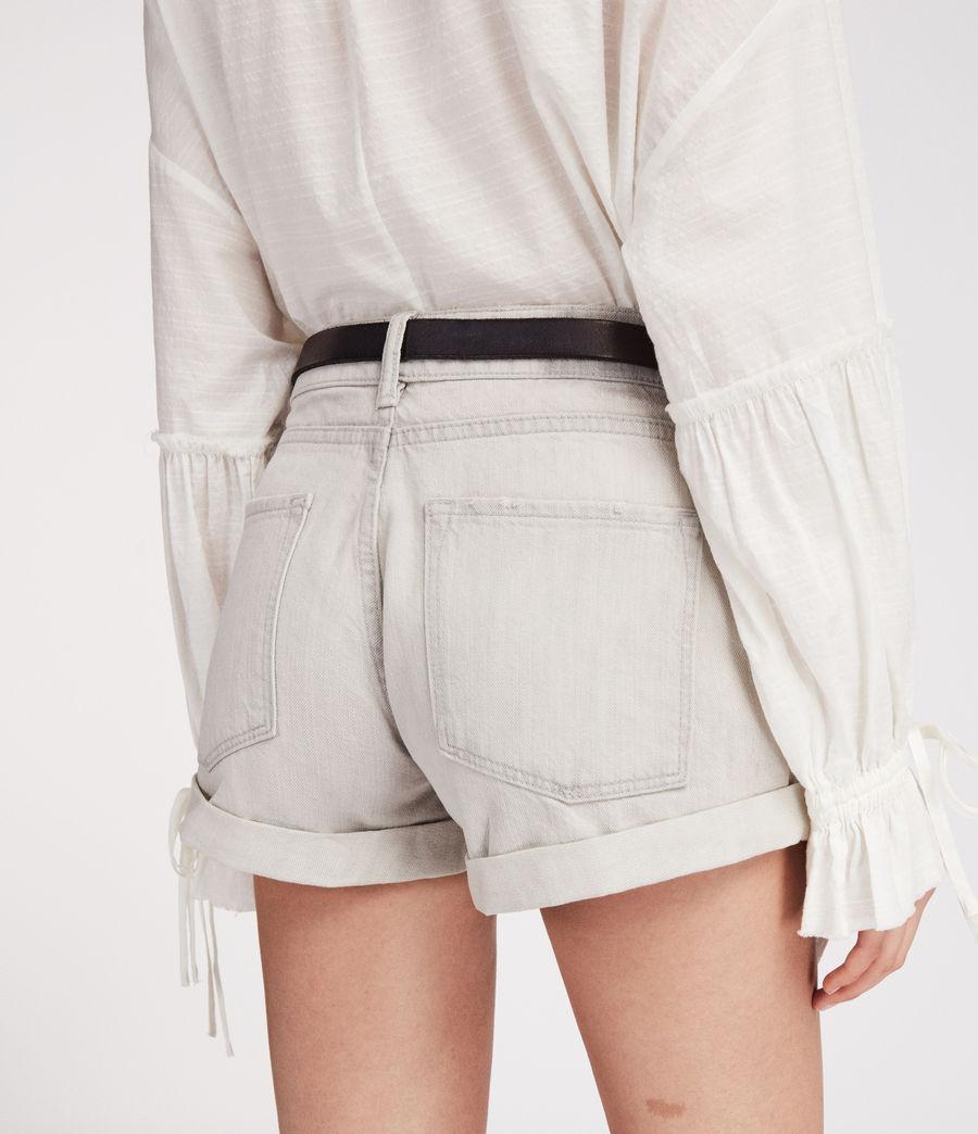 Mujer Shorts Pam (light_grey) - Image 5