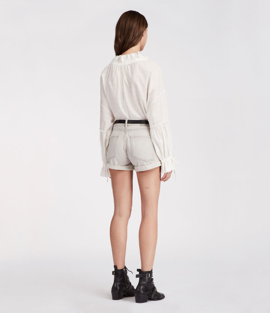 Mujer Shorts Pam (light_grey) - Image 6