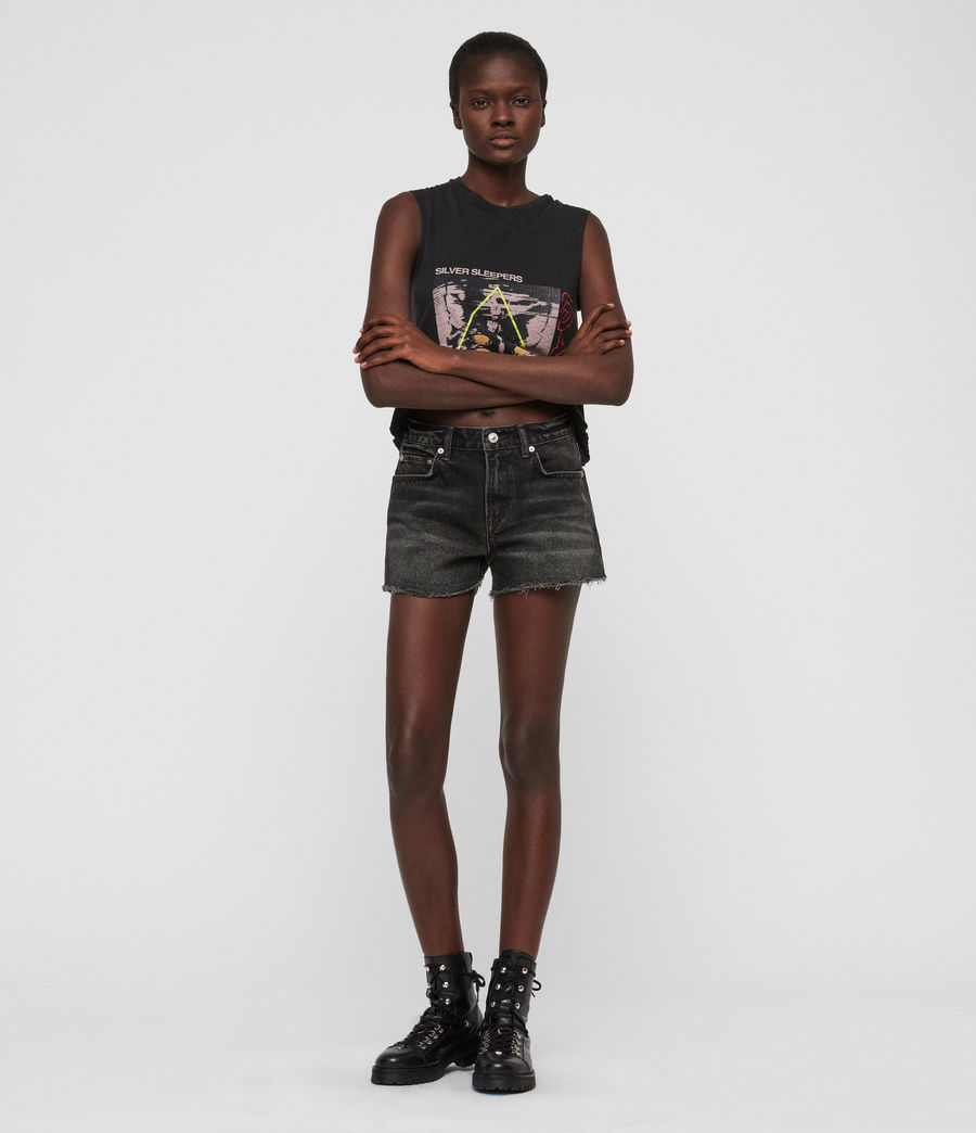 Donne Shorts Lexi (black) - Image 1