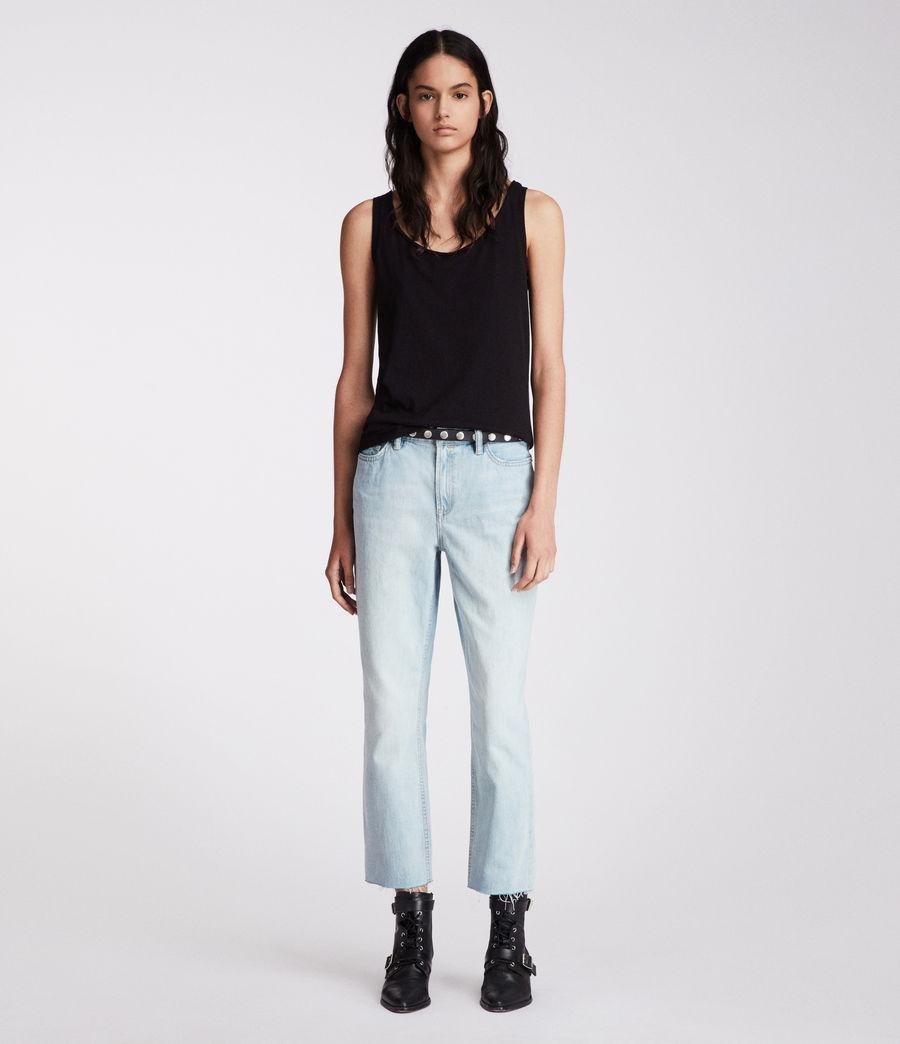 Donne Jeans Ella (bleachedindigoblue) - Image 3