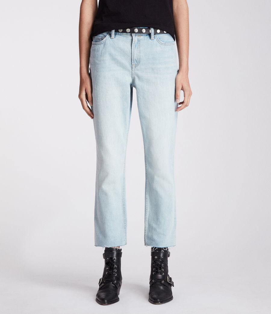 Donne Jeans Ella (bleachedindigoblue) - Image 4