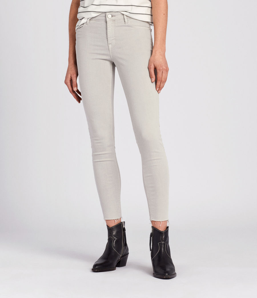 Damen Grace Jeans (dove) - Image 1