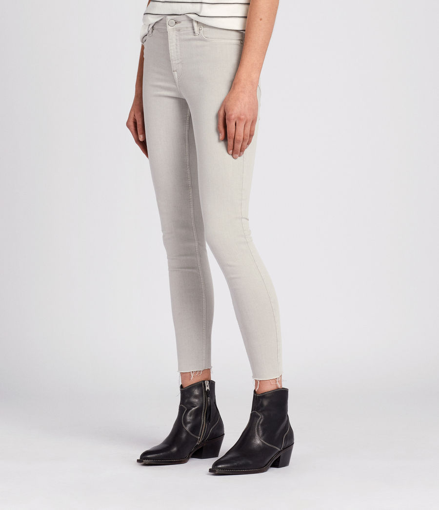 Damen Grace Jeans (dove) - Image 3