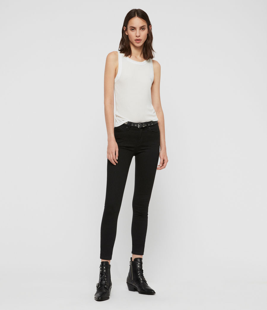 Donne Jeans Grace (jet_black) - Image 3