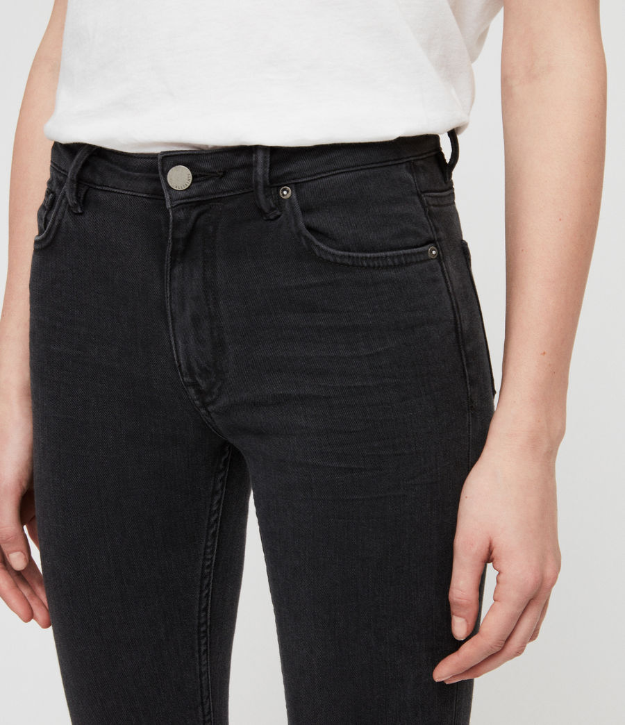 Donne Jeans Stilt (dark_grey) - Image 2