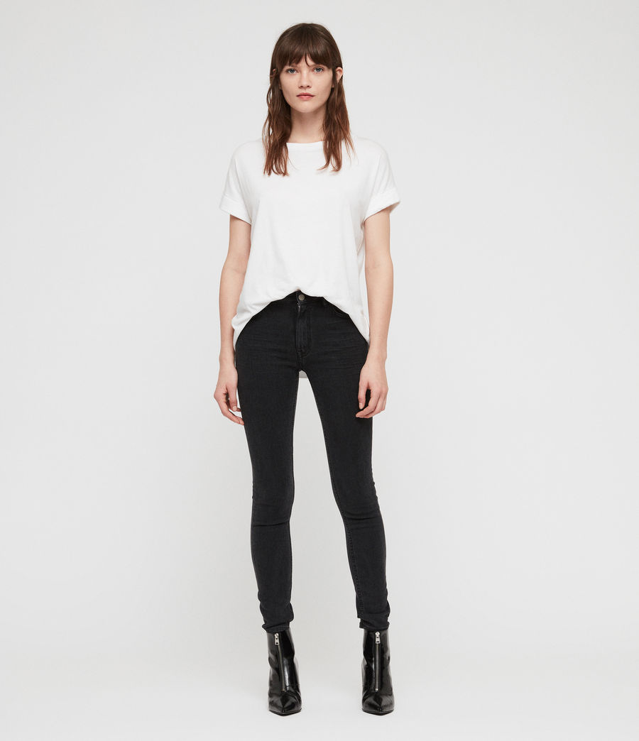 Donne Jeans Stilt (dark_grey) - Image 3
