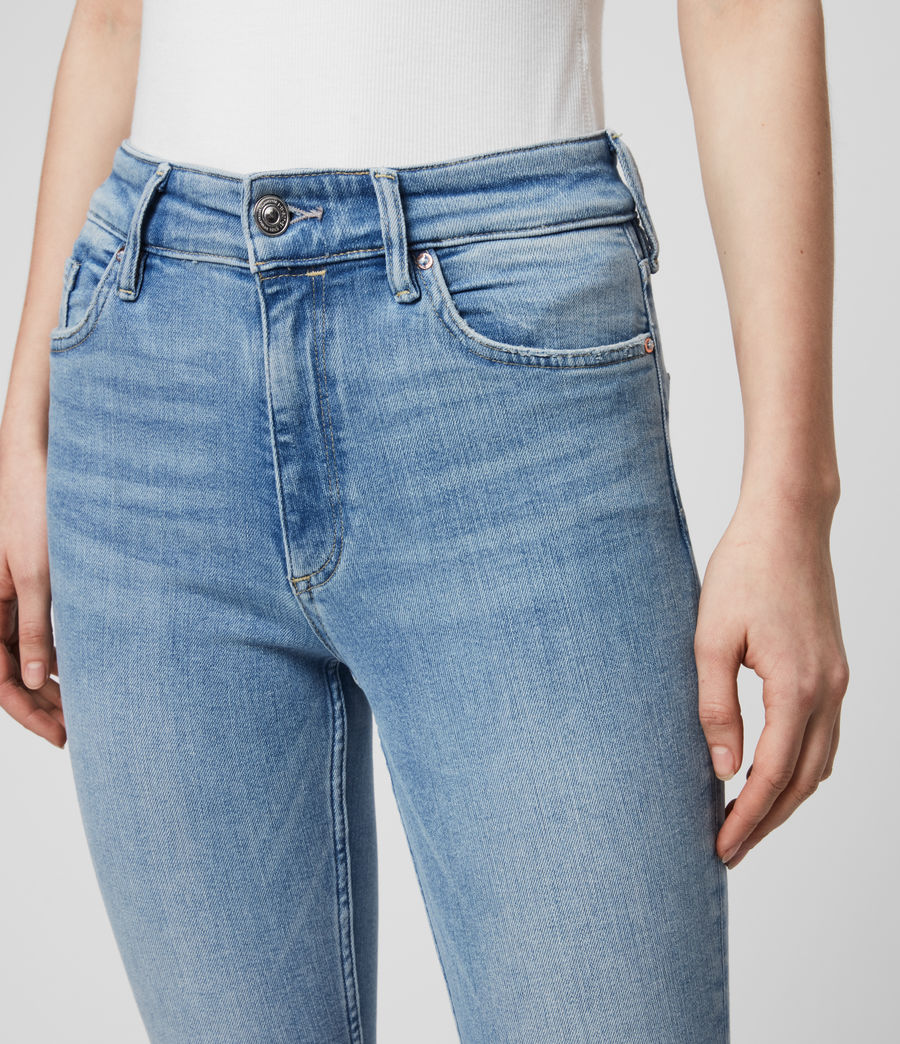Damen Dax Jeans (light_indigo_blue) - Image 2