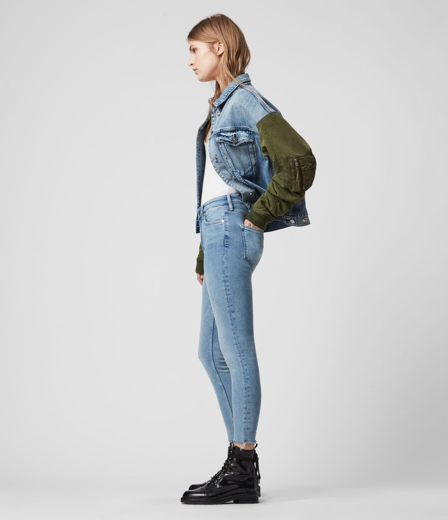 Damen Dax Jeans (light_indigo_blue) - Image 3