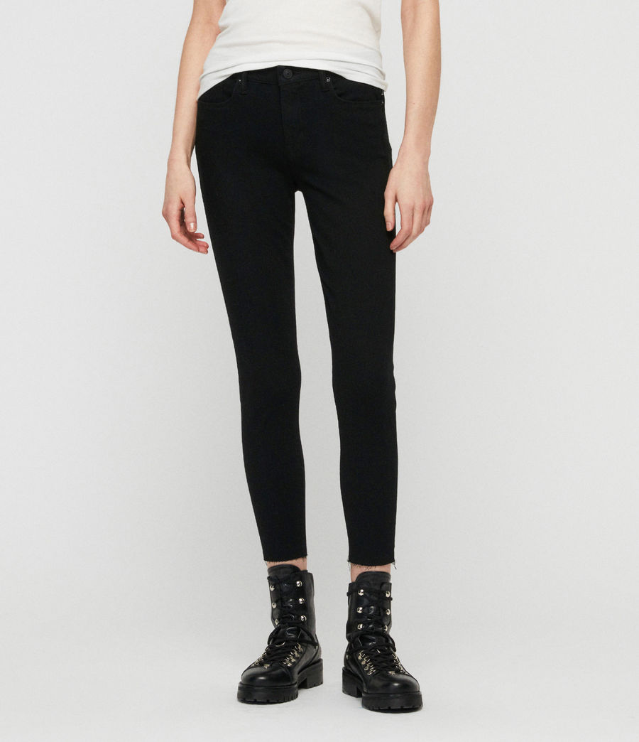 Donne Jeans Grace Bistretch (black) - Image 1