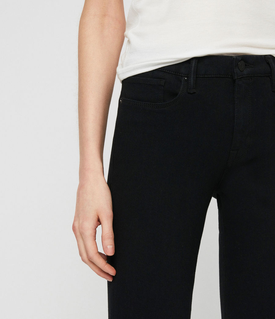 Donne Jeans Grace Bistretch (black) - Image 3