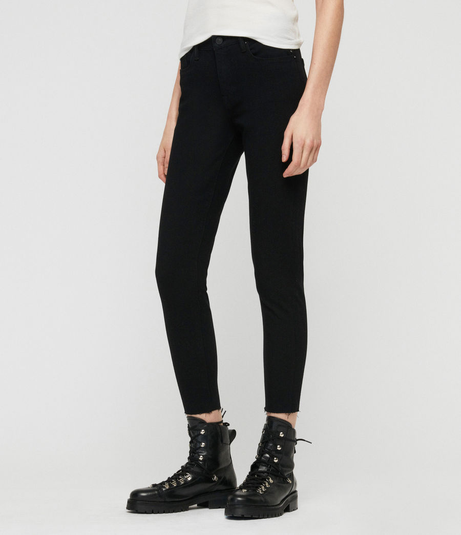 Donne Jeans Grace Bistretch (black) - Image 5