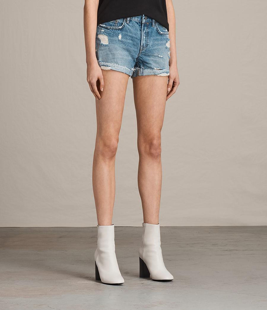 Donne Shorts Pam (indigo_blue) - Image 3