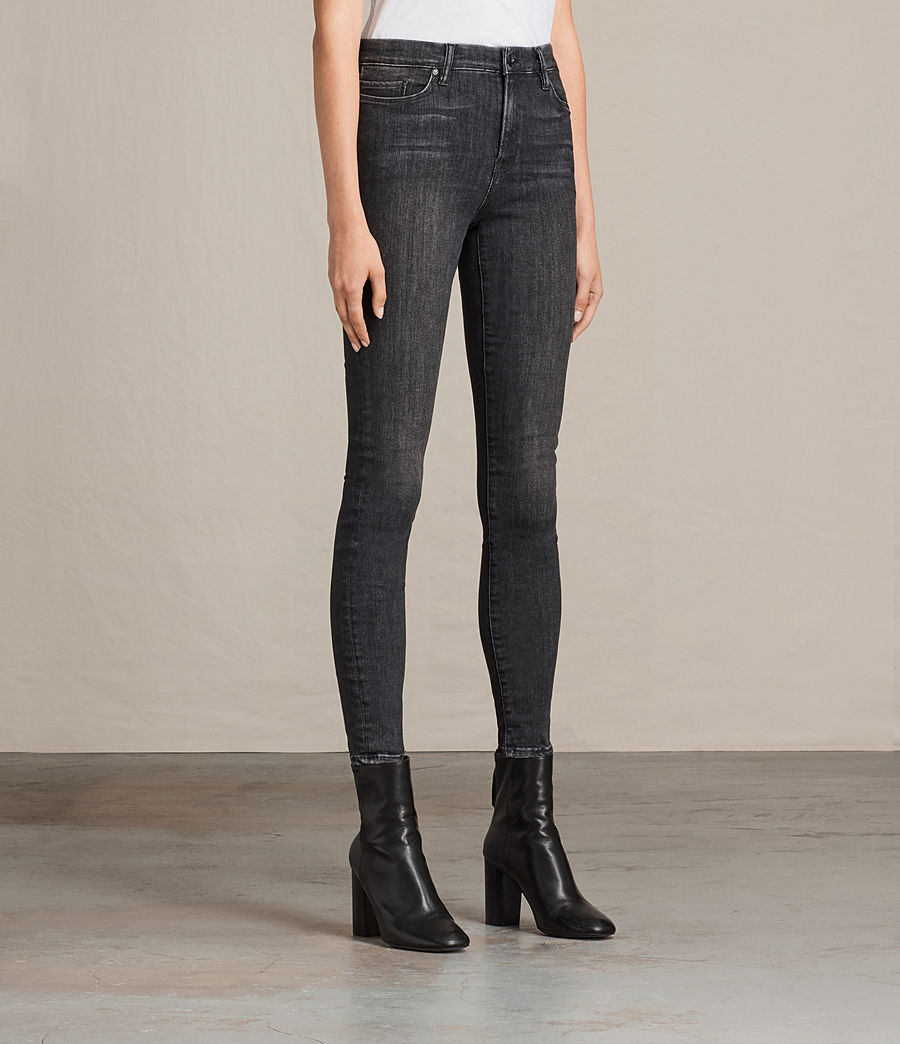 Donne Jeans Grace (washed_black) - Image 3