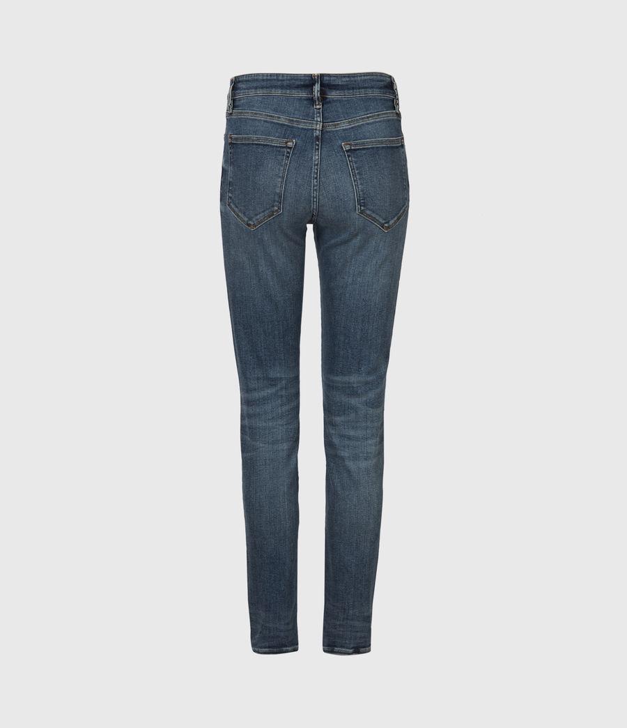 Damen Miller Mid-Rise Size Me Jeans, Hunter Blau (hunter_blue) - Image 3