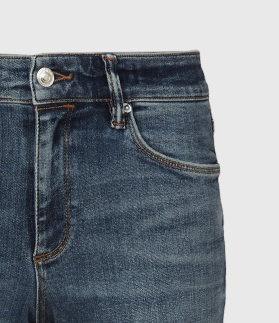 Damen Miller Mid-Rise Size Me Jeans, Hunter Blau (hunter_blue) - Image 5
