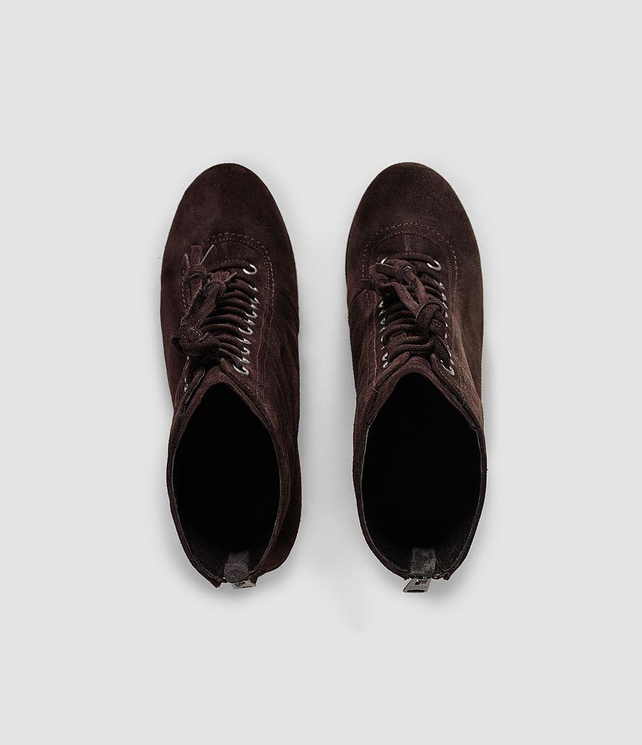 Womens Grimsby Boot (dark_chocolate) - Image 4