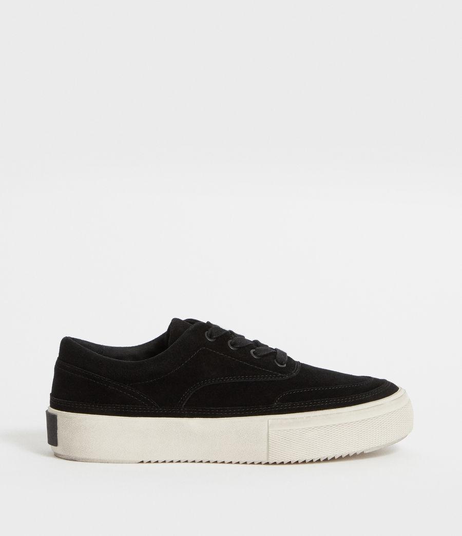 Womens Mercia Sneaker (black) - Image 1