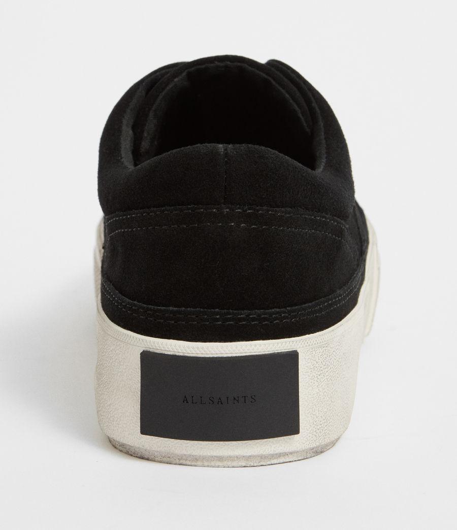 Femmes Baskets Mercia (black) - Image 3