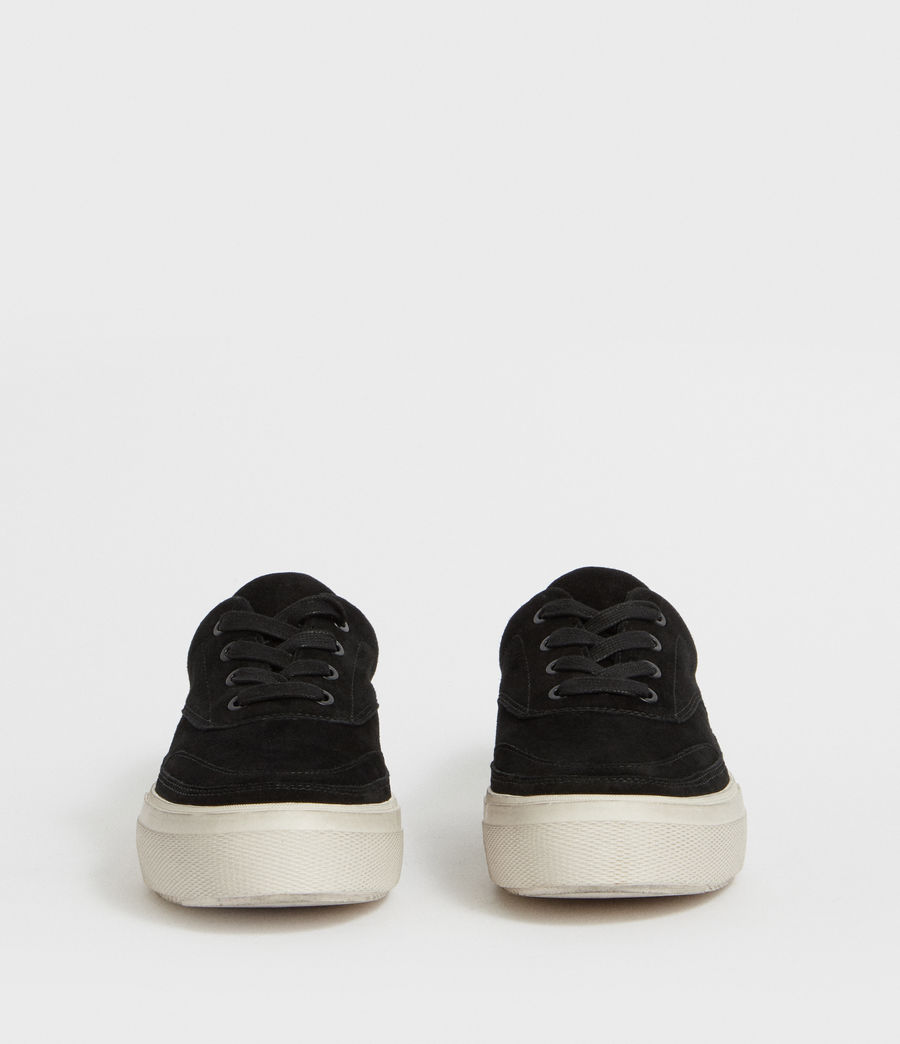 Womens Mercia Sneaker (black) - Image 4