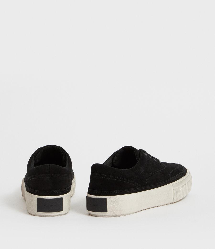 Womens Mercia Sneaker (black) - Image 5