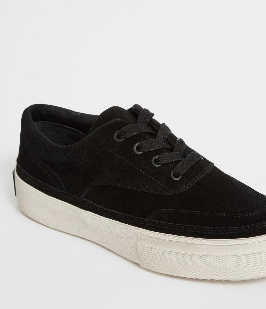 Womens Mercia Sneaker (black) - Image 6