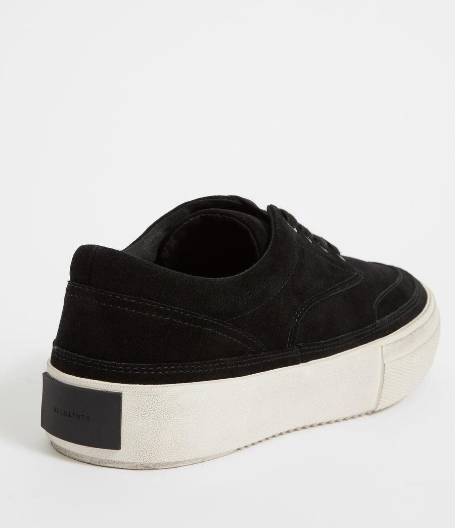 Womens Mercia Sneaker (black) - Image 7